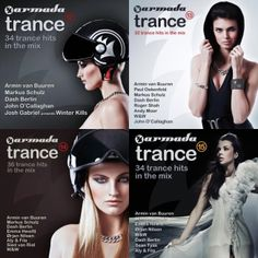 Re-discover the Armada Trance series – special offer!