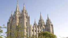 50 States - 50 Landmarks  Utah, Salt Lake Temple