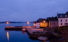 Connamara 612 - Ireland - Roundstone Harbour Dawn (by Andrew Wilson 70)