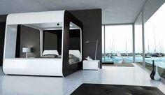 Résultats de recherche d'images pour «chambre au design futuriste»