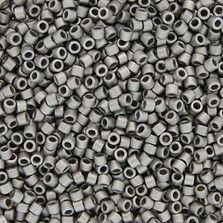DB0321 - Matte Metallic Dark Nickel Silver - Size 11