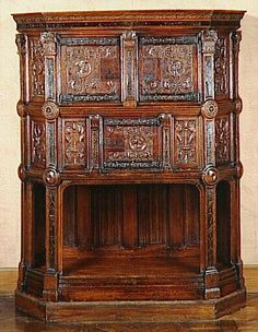 r objets d 39 art vente achat acheter antiquit s vendre dressoir renaissance henri iv cabinet. Black Bedroom Furniture Sets. Home Design Ideas