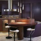 water's edge project - kitchen - Contemporary - Kitchen - toronto - by XTC Design Incorporated