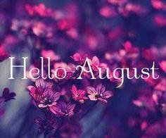 Hello August Purple Tumblr, Pretty Tumblr, Full Hd Wallpaper, Computer Wallpaper, Flower Wallpaper, Screen Wallpaper, August Wallpaper, Computer Backgrounds, Summer Wallpaper