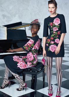 Scopri Dolce&Gabbana Collezione Donna Estate 2017 Dance e lasciati ispirare.