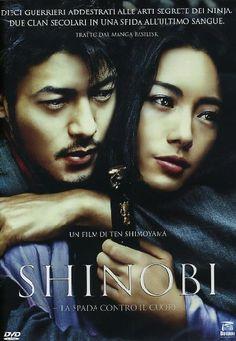 Shinobi Kampf auf Liebe und Tod * IMDb Rating: 6,9 (8.516) * 2005 Japan * Darsteller: Yukie Nakama, Jô Odagiri, Tomoka Kurotani,