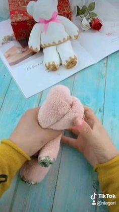 Diy Crafts Hacks, Diy Crafts For Gifts, Diy Home Crafts, Diy Arts And Crafts, Cute Crafts, Creative Crafts, Easy Crafts, Paper Crafts, Diy For Kids