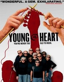 Young At Heart. A documentary about Massachusetts senior citizens covering Coldplay, the Clash and other contemporary music. Inspiring, funny, sad, contemplative. Sticks with you.
