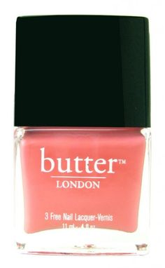 Butter London Trout Pout, Free Shipping at Nail Polish Canada