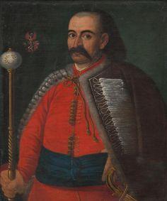Slovenský maliar z 2. polovice 17. storočia - Podobizeň Ladislava Kubínyiho