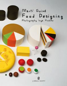 Marti Guixe Food Designing.