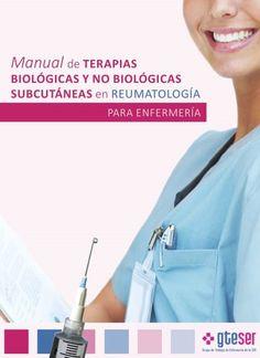 Acceso gratuito. Manual de terapias biológicas y no biológicas subcutáneas en reumatología para enfermería