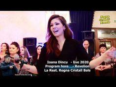 Ioana Dincu Live 2020 Program hore Revelion La rest Regna Cristall Bals - YouTube Programming, Rest, Club, Live, Youtube, Musica, Computer Programming, Youtubers, Youtube Movies