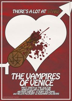 Project TARDIS: Doctor Who for minimalists.↳ Episode 5x06 - THE VAMPIRES OF VENICE by NathanTheNerd