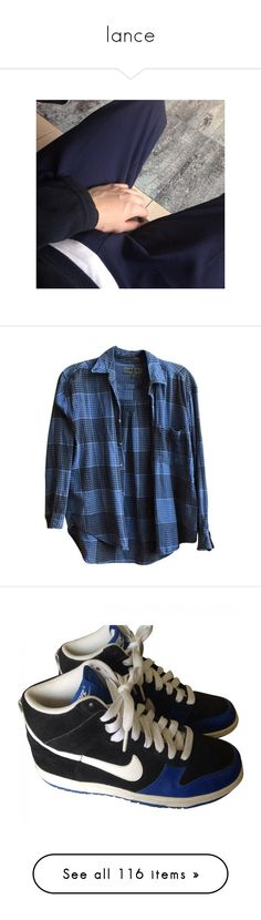 """""""lance"""" by dattebyeno ❤ liked on Polyvore featuring tops, shirts, clothing - ls tops, flannel, long sleeve shirts, flannel shirt, plaid flannel shirt, long sleeve flannel shirts, button down shirt and filler"""
