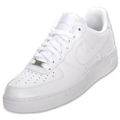 Nike Air Force 1 Low White White A Classic 63049dbe6