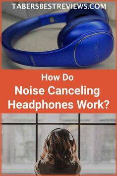 Learn about the technology involved in making noise canceling headphones actually cancel out the background noise.