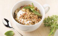 Ravinto-ohjelma - Fitlap.fi Oatmeal, Breakfast, Food, Usa, The Oatmeal, Morning Coffee, Meals, America, Rolled Oats