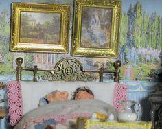 Colección privada de María Victoria Dominguez Vega. Fotografías de Teodoro Perez Guerra y JuanMa García. Más información en http://casademuñecasgarnata.es