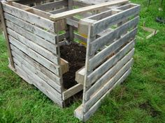 Need this instead of a compost heap.