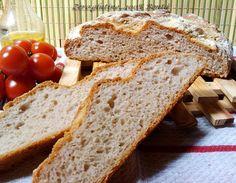 Pane di grano saraceno senza glutine