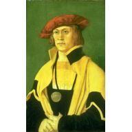 Portrait of a Man  Date: circa 1510-20  Artist: Hans Seuss von Kulmbach