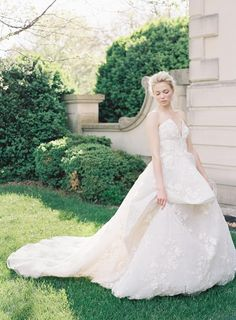 Chic New York Style Meets Southern Estate Wedding!