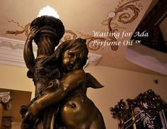 WAITING FOR ADA™ Perfume Oil  Elegant by DeepMidnightPerfumes