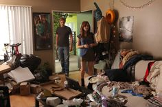 """It's messy. 