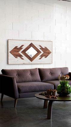WoodMirror - Pariscali WoodMirror  Koleksiyonundan duvarlarınız için benzersiz bir ayna. En büyük ürünümüz olan Pariscali tamamen el işçiliği ve doğal masif ahşaptan üretilmiştir. Mutfak, oturma odası, yemek odası, yatak odası duvarları için ideal bir dekorasyon ürünüdür. Wood Mirror, Love Seat, Couch, Furniture, Home Decor, Settee, Decoration Home, Sofa, Room Decor