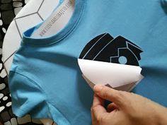 Cuéntamelo Bajito: Diseña tus camisetas con papel transfer