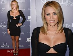 Miley Cyrus In Zimmermann - 8th Annual Australians In Film Breakthrough Awards