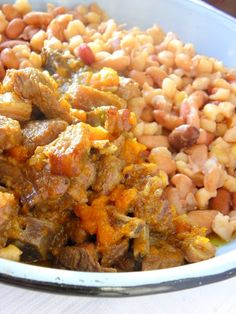 Isitambu aka mngqusho in xhosa is usually eaten as an isitambu aka mngqusho in xhosa is usually eaten as an accompaniment to any lunch or dinner this popular dish is very easily tweaked and adjust forumfinder Images
