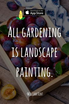 Love this gardening quote! Download our Social Garden Sticker Pack from the App Store.