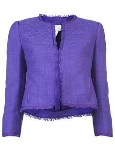 Akris Punto Boucle Jacket