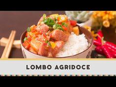 Lombo Agridoce   Receitas de Minuto - A Solução prática para o seu dia-a-dia!