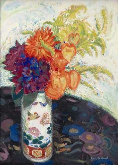 Gustave De Smet (Flemish, 1877~1943); brother of Léon de Smet (Flemish, 1881~1966) | ART INCONNU