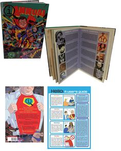 675 QI Hardback Annuals (96 pages) RRP £3.99 available to you for just £0.35.   A humungous holdall of hedonistic humour, histrionic hairsplitting and highbrow head-candy. Featuring cartoons, jokes, facts and games from Stephen Fry, Alan Davies, Phill Jupitus, Jo Brand, Clive Anderson, Rowan Atkinson, Bill Bailey, David Mitchell, Rob Brydon, Sean Lock, Jimmy Carr and many more. Contact chrisd@brennanatkinson.co.uk for more information.