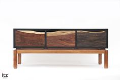 Kalan Organic Cabinet - ITZ - Mayan Wood Furniture