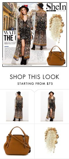 """""""sheinside"""" by mana-man ❤ liked on Polyvore featuring Burberry"""