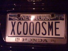 34 Hilarious Vanity License Plates