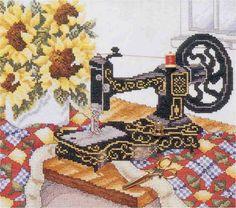 MQ011, Labores de Ana 28, El arte de coser