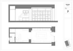 Aiana Larocca   Llorente Arquitectura Interior Baby Store Display, Floor Plans, Display Ideas, Royalty, Kids, Corporate Branding, Interiors, Blue Prints, Royals