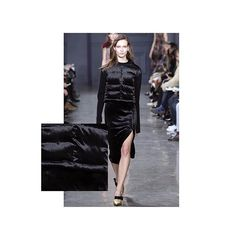 Trend that stands out during New York Fashion Week Autumn 2016: Black Velvet is the new must have for this Autumn, designers used it to create everything... From dresses to coats... We love it! #fashion #fashionweek #nyfw #blackandwhite #fall16 #newyork #fashiondesign #black #velvet #topshop #oxfordstreet #twistxturn #london #unitedkingdom #newyorkfashionweek #fabric #blackvelvet #dress #catwalk