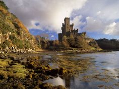 Dunvegan Castle, Isle of Skye, Inner Hebrides, Highland Region, Scotland, UK  (Well I have to visit since my daughter isnamed after the Isle of Skye!!)