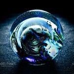Earth - Glass Art