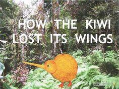 How the Kiwi Lost its Wings by gflett87 via authorSTREAM
