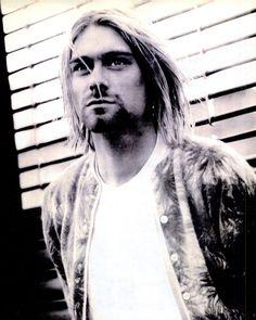 Kurt Cobain in 1993 / Photo by Frank W. Ockenfels III