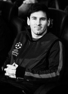 Leo Messi is an inspiration in the world of sport.