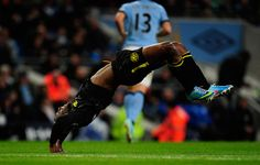 Manchester City v Wigan Athletic